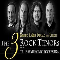 3 Rock Tenors - T.S.R (True Symphony Rockestra) / Grishko, Labrie, Dewald with Ulrich [남자성악가] (포장지, 케이스 손상)