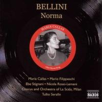 Bellini - Norma / Maria Callas, Mario Filippeschi, Ebe Stignani, Nicola Rossi-Lemeni, Chorus and Orchestra of La Scala, Milan Tullio Serafin [수입] [여자성악가]