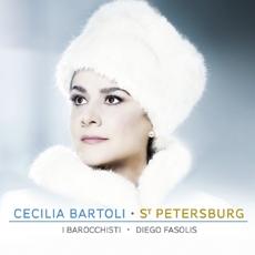 Cecilia Bartoli - St Petersburg (체칠리아 바르톨리 - 상트페테르부르크, 아라이아, 라우파흐, 치마로사의 러시아 오페라 음악) [여자성악가]