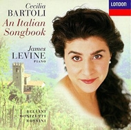 Cecilia Bartoli (체칠리아 바르톨리) - An Italian Songbook: Bellini, Donizetti, Rossini / James Levine [여자성악가]