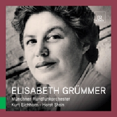 Elisabeth Grummer Singt Mozart (엘리자베트 그뤼머 - 모차르트의 가곡과 오페라 아리아들) [수입] [여자성악가]
