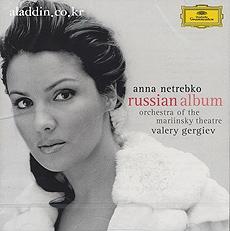 Anna Netrebko - Russian Album [여자성악가]