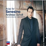 Andreas Scholl - Arias For Senesino [남자성악가]