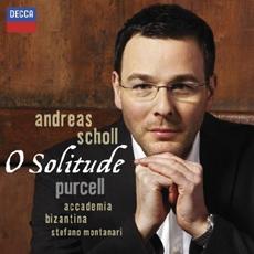 Andreas Scholl - O Solitude (안드레아스 숄이 부르는 퍼셀 작품집) [남자성악가]