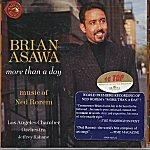 Brian Asawa - More than a Day(Music of Ned Rorem) [수입] [남자성악가]