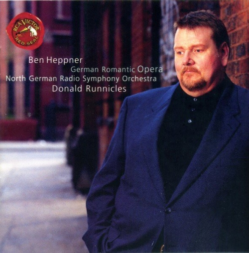 Ben Heppner - German Romantic Opera / North German Radio Symphony Orchestra, Donald Runnicles [수입] [남자성악가]
