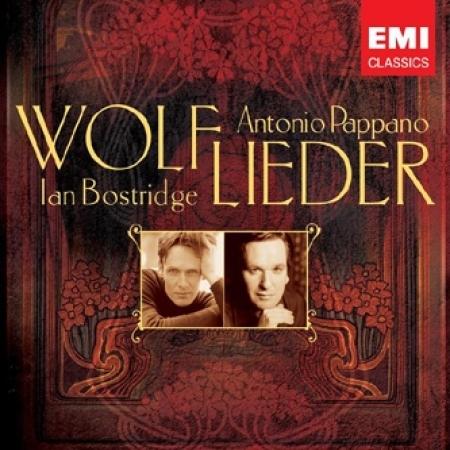 Antonio Pappano, Ian Bostridge - Wolf : Lieder [남자성악가]