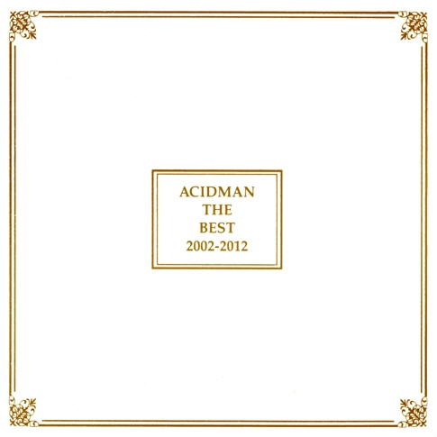 Acidman (애시드맨) - Acidman The Best 2002-2012 [2CD]