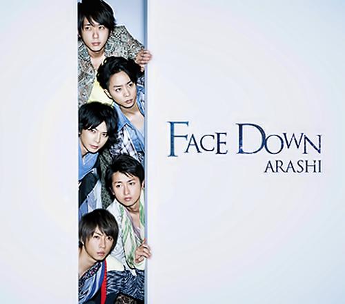 Arashi (아라시) - 38th 싱글앨범 Face Down [통상반]