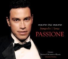 Passione - Mario Frangoulis sings Mario Lanza (마리오 프랑골리스가 노래하는 마리오 란자) [팝페라]