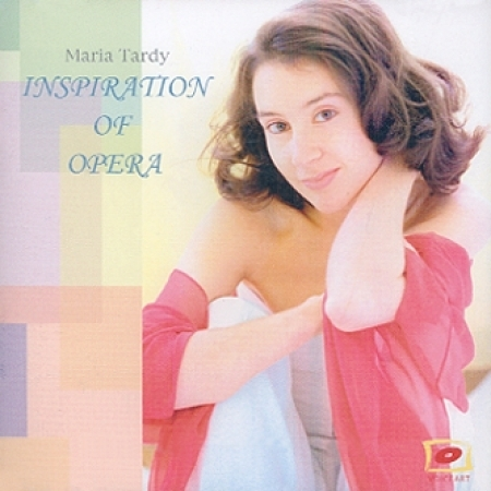 Maria Tardy - Inspiration of Opera (오페라의 영감) [팝페라]