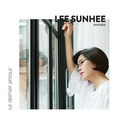 이선희 - Remake Album 'le dernier amour' <포스터>