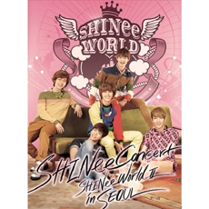 샤이니 (SHINee) - The 2nd Concert 'SHINee World Ⅱ in Seoul' [2CD]