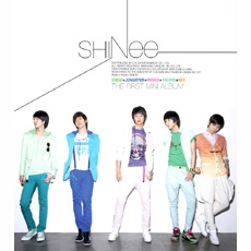 샤이니 (Shinee) - 누난 너무 예뻐 [1st Mini Album]
