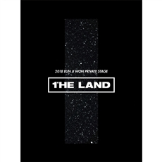 은지원 - 2018 EUN JI WON PRIVATE STAGE : 1 THE LAND [2DVD] [영상집]