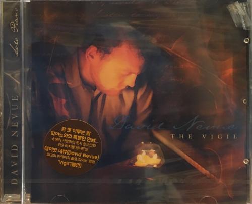 David Nevue - The Vigil [뉴에이지] (포장지 손상)