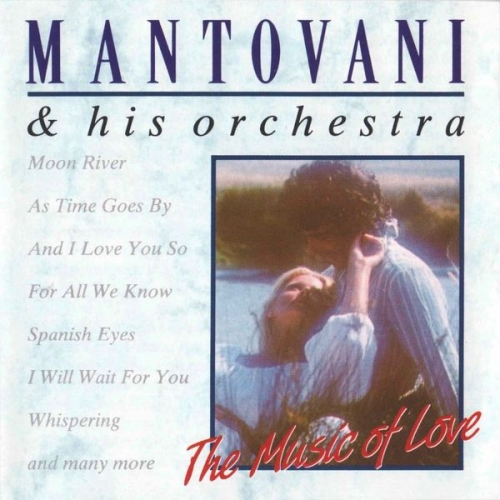 Mantovani & His Orchestra - The Music of Love [수입]