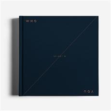 뉴이스트 W - WHO, YOU [YOU Ver.] <포스터> Signal Dejavu 북극성 ylenoL 중력달 Shadow