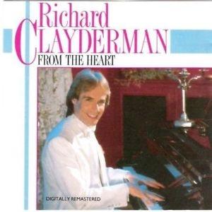 Richard Clayderman - From the Heart [수입] [뉴에이지]