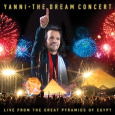 Yanni - The Dream Concert: Live From The Great Pyramids Of Egypt [CD+DVD] [뉴에이지]