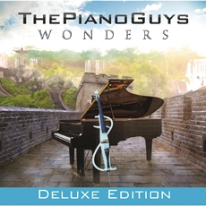 The Piano Guys - Wonders [CD+DVD 디럭스 에디션]