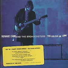 Ronnie Earl  and The Broadcasters / The Colour of Love [수입] [Guitar]