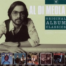 Al Di Meola - Original Album Classics [5CD] [Guitar]