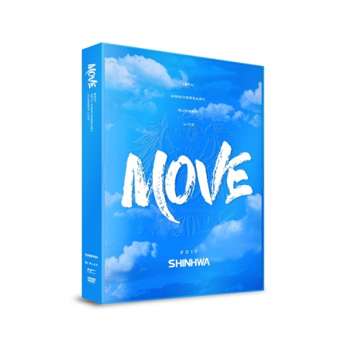 "신화 (SHINHWA) - 19TH ANNIVERSARY SUMMER LIVE ""MOVE"" [DVD] (2disc)"