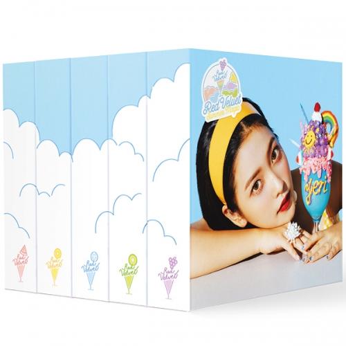 레드벨벳 (Red Velvet) - 여름 미니앨범 : Summer Magic [초회한정반] <포스터증정> 컴백 파워업 Power Up