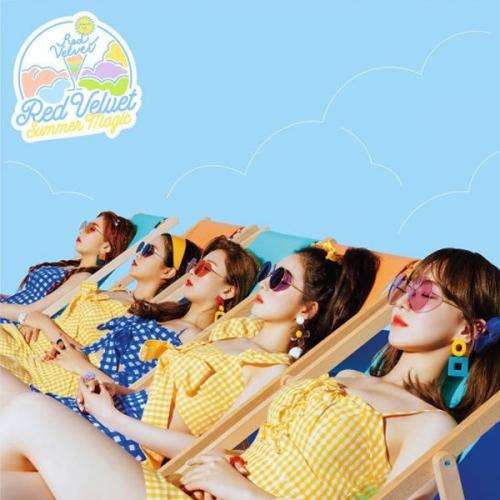 레드벨벳 (Red Velvet) - 여름 미니앨범 : Summer Magic [일반반] 컴백 파워업 Power Up