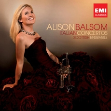 Alison Balsom - Italian Concertos (알리슨 발솜이 연주하는 이탈리아 협주곡) [Trumpet]
