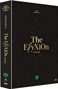 엑소 (EXO) - EXO PLANET #4 The ElyXiOn In Seoul DVD (2disc) [DVD] <포스터>