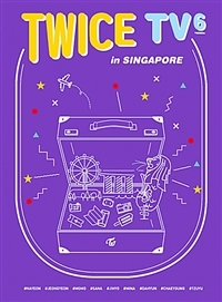 트와이스 (TWICE) - TWICE TV6 TWICE in Singapore DVD