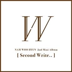 남우현 - 미니앨범 2집 : Second Write.. [A/B ver.] <포스터>