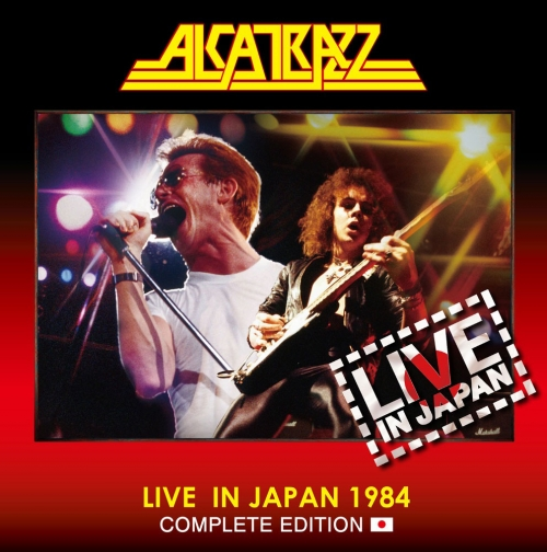 Alcatrazz - Live In Japan 1984 [Complete Edition] [2CD] Jet to jet Island in the sun