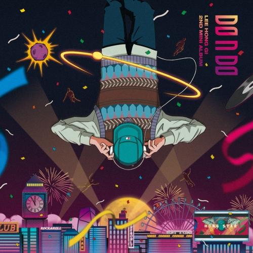 이홍기 - 미니앨범 2집 : DO n DO <포스터> 두 앤 두 COOKIES
