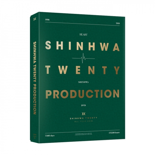 신화 (Shinhwa) - SHINHWA 20th Anniversary Production DVD