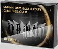 워너원 (Wanna One) - 워너원 월드투어 원: 더 월드 인 서울 Wanna One World Tour One: The World In Seoul DVD