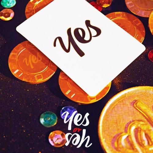 트와이스(TWICE) - 미니앨범 6집 : YES or YES [A,B,C 커버 선택가능] <특전포토카드와 포스터 증정>
