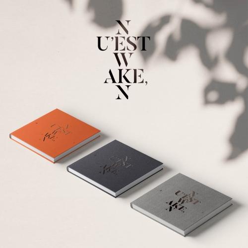 뉴이스트 W (NU`EST W) - [WAKE,N] [Ver. 1 / 2 / 3] <포스터> Help me
