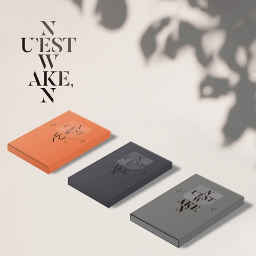 뉴이스트 W (NU'EST W) - [WAKE,N] [Ver. 1 / 2 / 3][스마트 뮤직 앨범(키노 앨범)] Help me