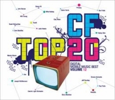 CF TOP 20 VOL.12 : <애니콜 햅틱> 광고, <애니콜 UFO> 광고, <올림푸스 뮤 사진은 말을 한다 편> 광고 (김태희 주연) 등 [2CD]