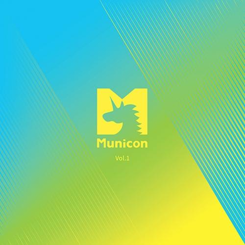 뮤니콘 Vol.1 [2CD] 해바라기의 약속