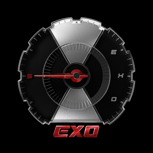 엑소 (EXO) 5집 - Don't Mess Up My Tempo [Vivace ver.] <포스터> 템포