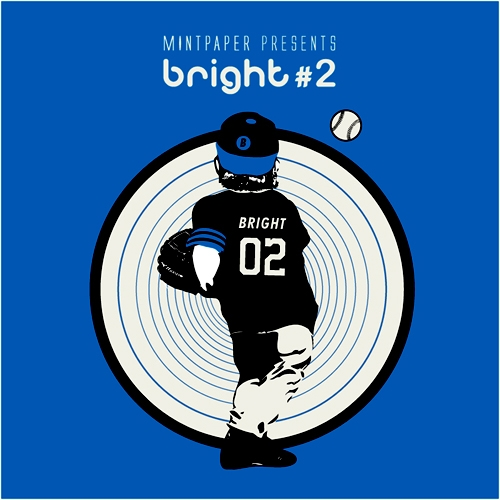 Mint Paper Presents: bright # 2